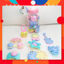 Hàng Tốt) Bộ đồ chơi cho bé 1-2 tuổi trong bình sữa - 8670 [Hàng Cao Cấp]  tại TP. Hồ Chí Minh