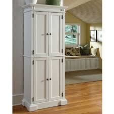 vintage white painted wooden kitchen pantry cabinet with traditional doors mesmerizing white storage cabinet with