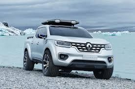 new car releases in ukRenault Alaskan production model leaks ahead of reveal  Autocar