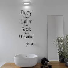 Wall Sticker Bathroom Bathroom Wall Sticker By Mirrorin Notonthehighstreetcom