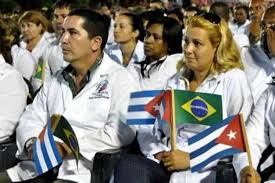 Resultado de imagen para medicos de Cuba