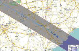 2017 Solar Eclipse Chart Total Solar Eclipse 2017 Maps Of The Path