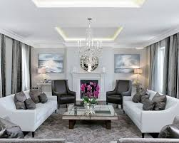 home office formal living room transitional home. inspiration for a large transitional formal living room remodel in london with gray walls and home office e