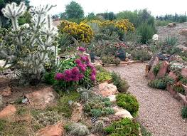 the cc ss xeric garden at the western colorado botanical gardens by don campbell