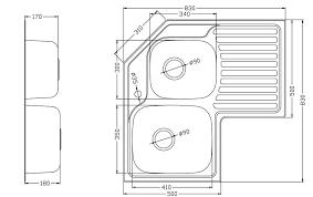 standard kitchen wall cabinet sizes chart beautiful standard kitchen cabinet sizes in mm minimum kitchen size