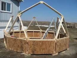 aquaponic geodesic dome greenhouse