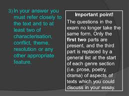 sample essay the crucible ppt 3 in your answer you must refer closely to the text and to at least
