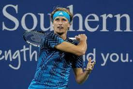 Tennisturnier in Cincinnati: Olympiasieger Alexander Zverev erreicht das  Halbfinale - Sport - Tagesspiegel
