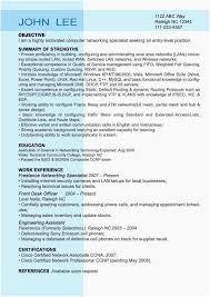 Resume Template For Entry Level Resume Template Entry Level Ideal Entry Level Resume Sample