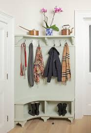Country Style Coat Rack london coat rack bench laundry entry traditional with plain english 48