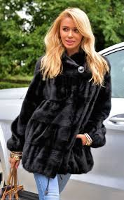 mink furs marco gianotti milano black superb saga mink fur coat class of long jacket
