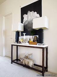 front hallway table. Catchy Front Hallway Table With 25 Best Hall Decor Ideas On Pinterest Foyer D