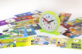 Развивающая игрушка <b>Miniland Набор</b> обучающий Часы Activity ...