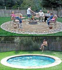 backyard designs with pool. Different Pool Designs For Small Back Yards . Backyard With E