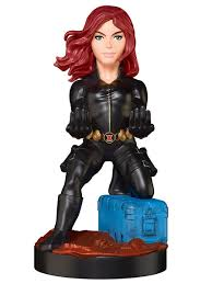 <b>Подставка Cable guy</b>: <b>Marvel</b>: Black Widow CGCRMR300204 ...