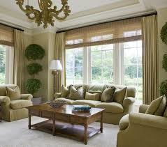 Living Room Window Designs