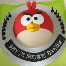 Angry Birds Red Bird That s My Cake