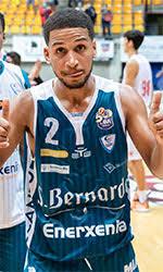 Jaime Smith Basketball Player Profile, Acqua S.Bernardo Cantu, News, Serie  A, Career, Games Logs, Best, Awards - eurobasket