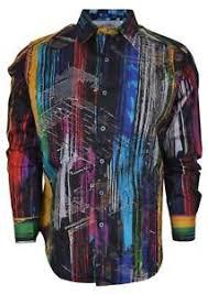 Robert Graham Size Chart Details About New Robert Graham 198 Kaler Button Down Woven Cotton Sports Dress Shirt