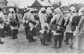 They had recently completed the disastrous 'winter war' with finland that demonstrated their offensive shortcomings. Operation Barbarossa Invasion Of Soviet Union Cost Germany Wwii