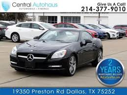 Prices start at about £5000 for early slk 200s, while our favoured slk 350 model is available from about £6000, although in both cases you'll be looking at a car that has. Used Mercedes Benz Slk Class For Sale Near Me Cars Com