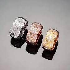 <b>2019 2019</b> Ring Diamond <b>Stainless Steel Jewelry</b> Beautiful ...