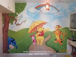 kids room children room painting artist in pune art for kids rooms detail ideas example