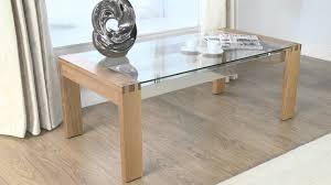 wood glass coffee table – wood coffee table cart wood coffee