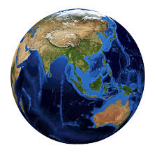 Image result for how to know if the world is round or flat