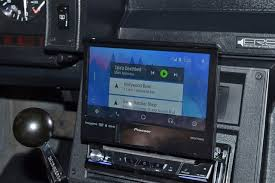 pioneer avh 2330nex. the avh 3300 nex has a motorized screen that is more compatible with older cars, pioneer avh 2330nex