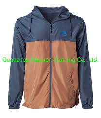 China <b>High Quality Custom</b> Blank Windbreaker Jacket <b>Mens</b> ...