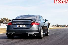 Audi TT RS: Performance Car of the Year 2018 6th Place | MOTOR