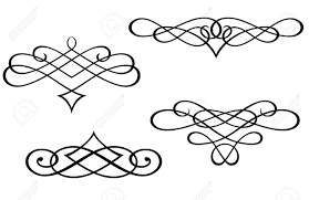 Image result for swirls and lines