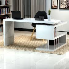 computer table design for office. ju0026m furniture modern white and metal contemporary writing work computer office desk ms table design for