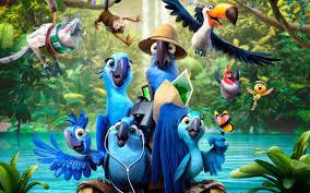 Cartoon Film Rio 2 Is A 2014 American 3d Cartoon Film Hd Wallpapers Album On