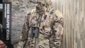 under armour hunting. under armour ridge reaper hunting jacket \u0026 pants - 2016 shot show youtube