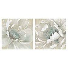 crystal art gallery winter blooms i ii by carol robinson wrapped canvas art painting print on winter blooms ii canvas wall art with amazon crystal art gallery winter blooms i ii by carol