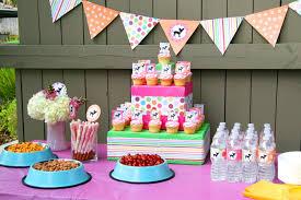 Dog Birthday Decorations Dog Birthday Party Dog Baby Shower Dog Birthday Decorations Dog