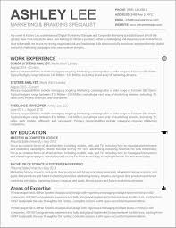 Fresh Free Resume Templates For Mac Pages Best Of Template