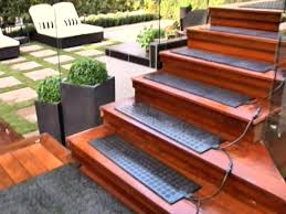 outdoor rubber stair treads 5 no slip treads for stairs beautiful image of accessories for staircase decorating using red outdoor rubber stair tread covers