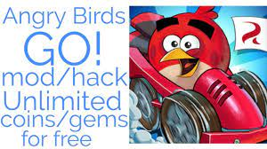backgrounds with sayings: unlimited energy inc Angry Birds Go! MOD with  Unlimited Coins/Gems and Energy