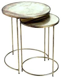 round stacking coffee table nesting coffee tables round nesting tables regency round nesting tables set of