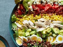 Southern Cobb Salad with <b>Roasted</b> Sweet <b>Onion</b> Dressing Recipe ...