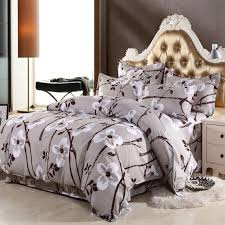 68 Types 4PCS Bedding Sets Fashion Plant Printed bed set/bedclothes/ duvet  covers bed