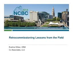 commissioning hvac systems lessons learned retrocommissioning lessons from the field by eveline killian