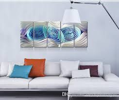 blue color aluminum polished modern high quality abstract metal wall art painting sculpure for home decoration abstract wall art modern abstract paintin  on blue abstract metal wall art with blue color aluminum polished modern high quality abstract metal wall
