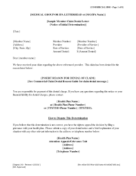 10 Writing A Strong Insurance Claim Letter With Sample
