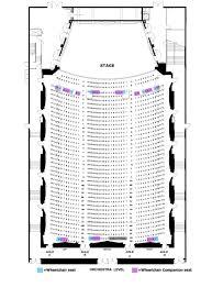 Taper Auditorium Concierge Tools Info Auditorium