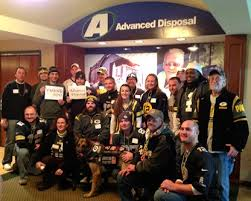advanced disposal corporate office advanced disposal recognizes and thanks 22 combat warriors at green