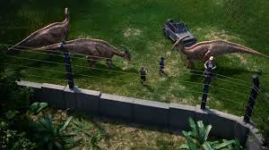 Jurassic World Evolution Guide How To Manage Enclosures So